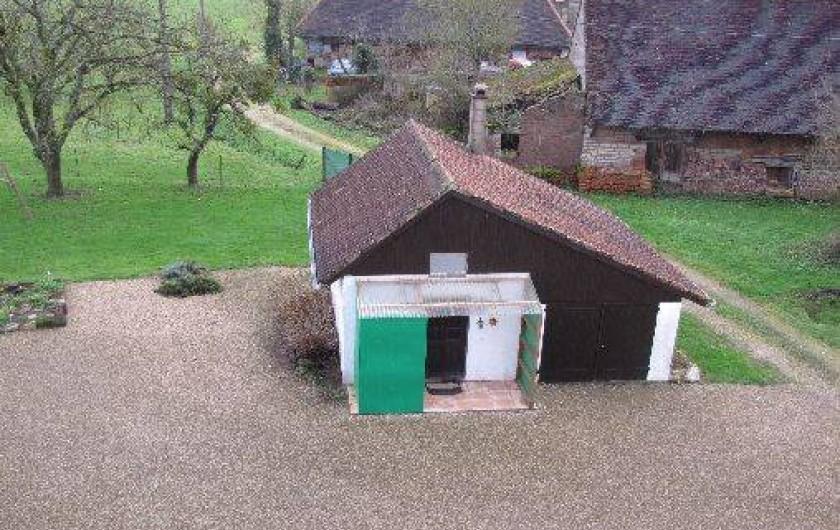 Location de vacances - Gîte à Bouhans