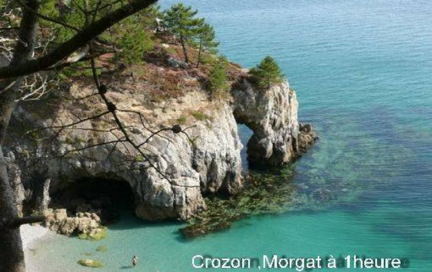 Location de vacances - Gîte à Saint-Goazec