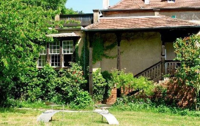 Location de vacances - Chambre d'hôtes à Bœrsch