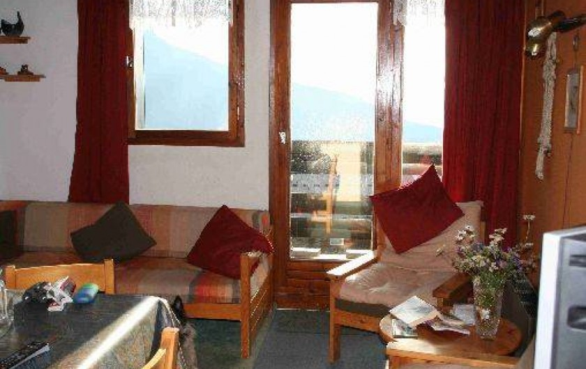 Location de vacances - Appartement à La Rosière