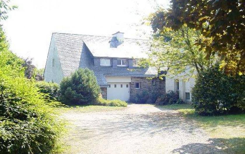 Location de vacances - Maison - Villa à Moëlan-sur-Mer