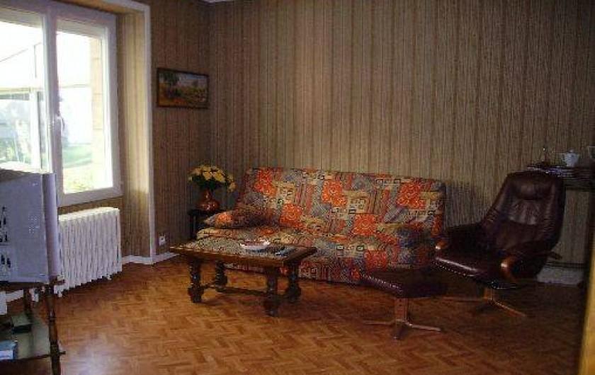 Location de vacances - Gîte à Bignan - salon