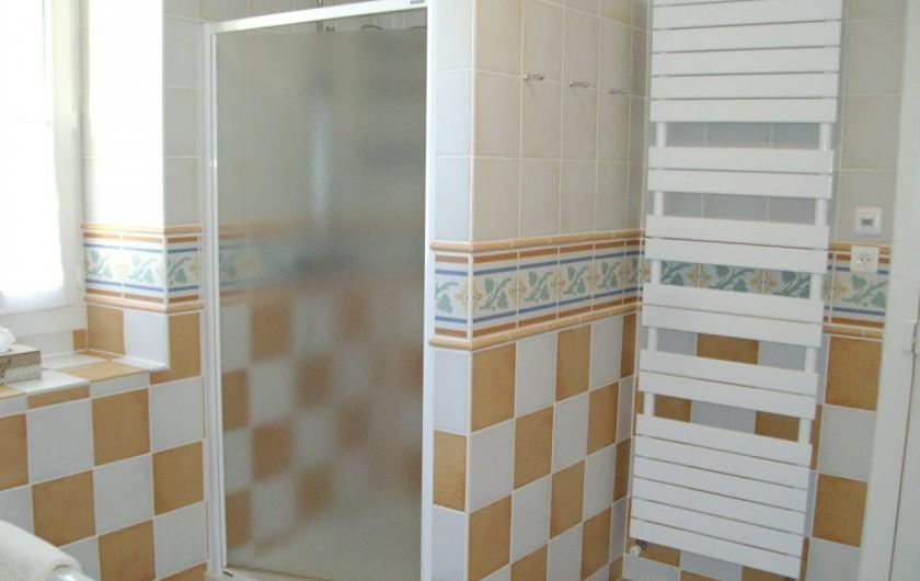 Location de vacances - Maison - Villa à Plainfaing - Suite Parentale