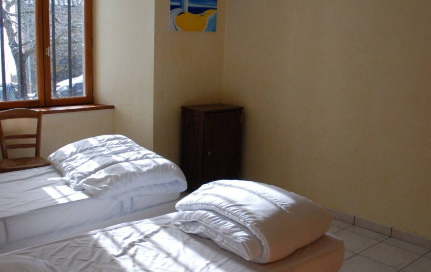 Location de vacances - Villa à Valuéjols - Chambre 3