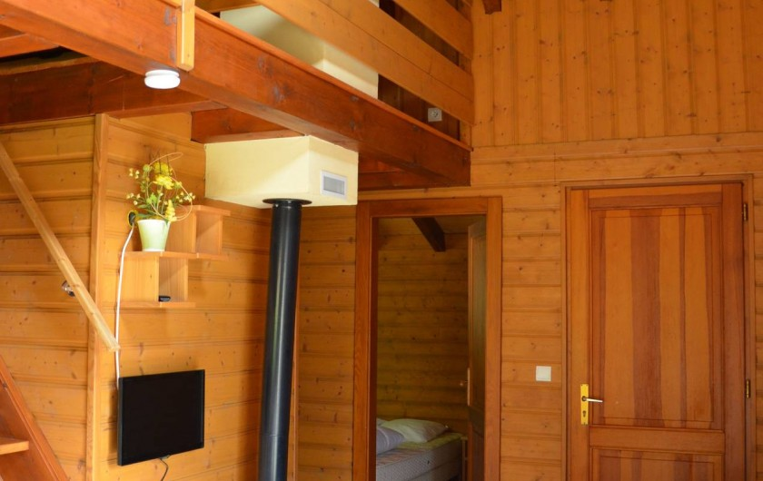 Location de vacances - Chalet à Soultzeren