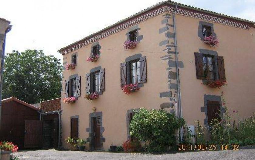 Location de vacances - Gîte à Tourzel-Ronzières