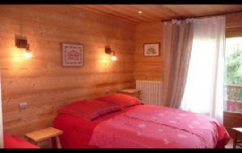 Location de vacances - Appartement à Saint-Jean-de-Sixt