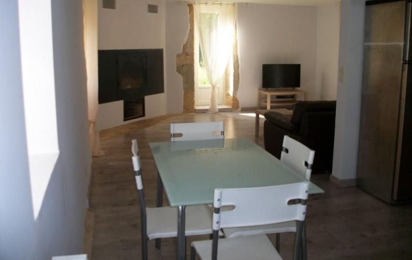 Location de vacances - Maison - Villa à Les Junies