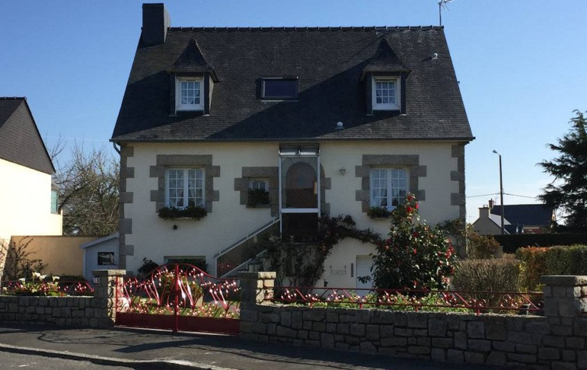 Location de vacances - Chambre d'hôtes à Saint-Malo - La Maison