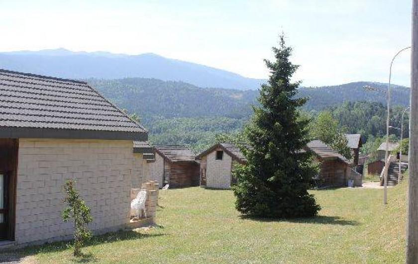 Location de vacances - Chalet à Carcanières