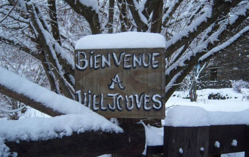 Location de vacances - Gîte à Saint-André-de-Lancize