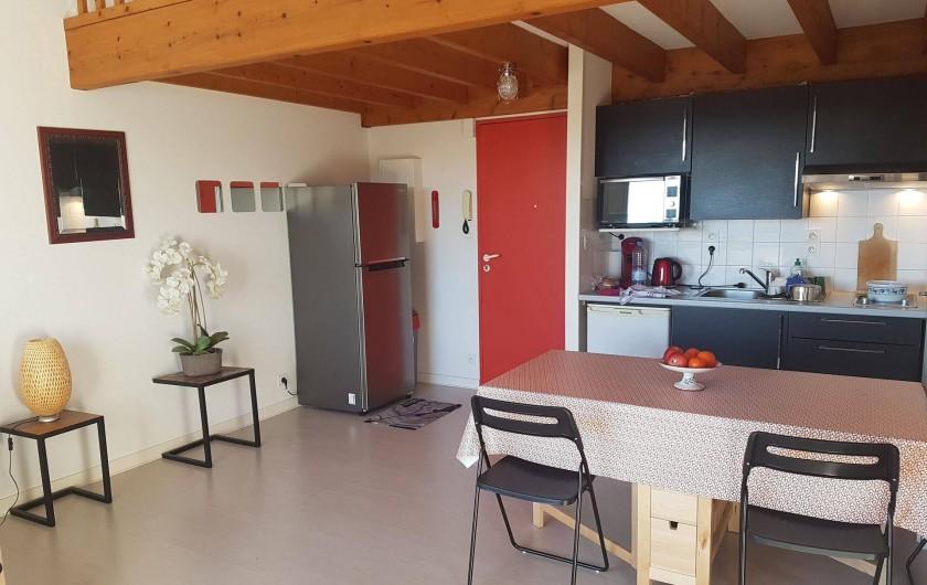 Location de vacances - Appartement à Les Herbiers - Entrée de l'appartement