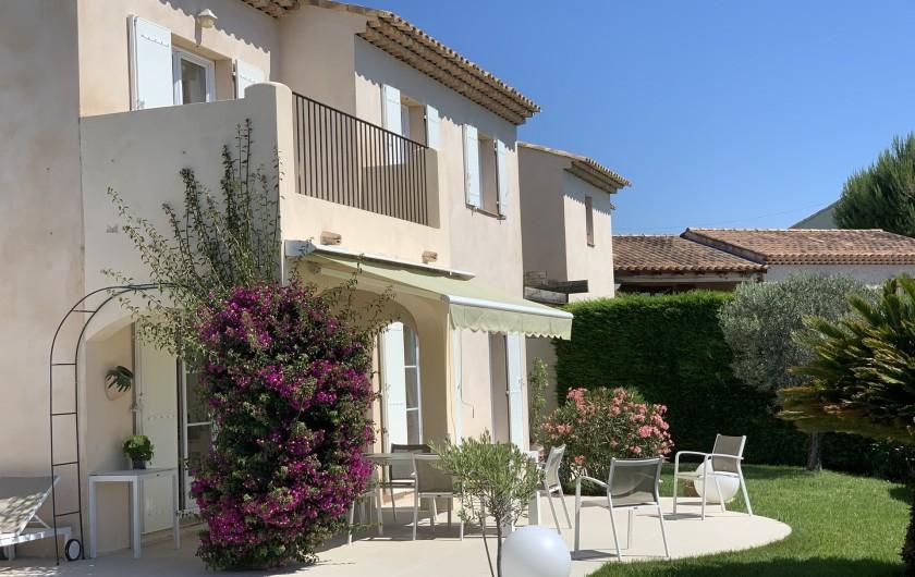 Location de vacances - Villa à Cagnes-sur-Mer