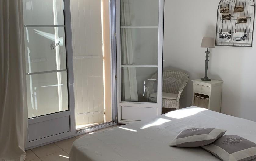 Location de vacances - Villa à Cagnes-sur-Mer - chambre/room #4