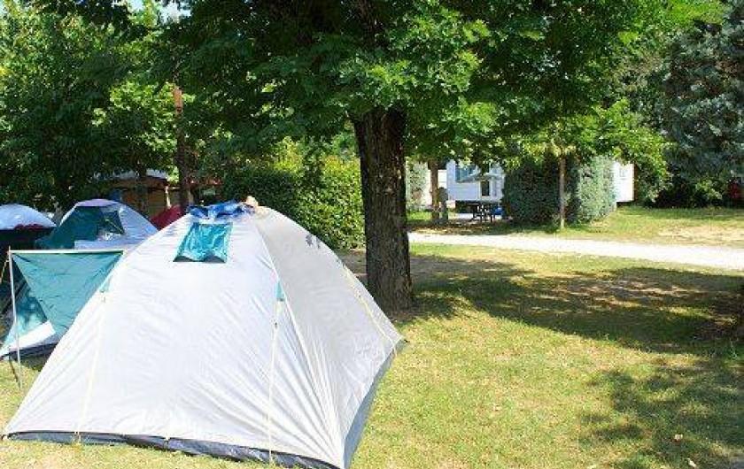Location de vacances - Camping à Pradons