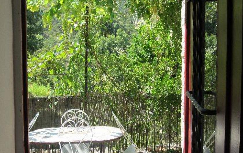 Location de vacances - Gîte à Montclar-sur-Gervanne