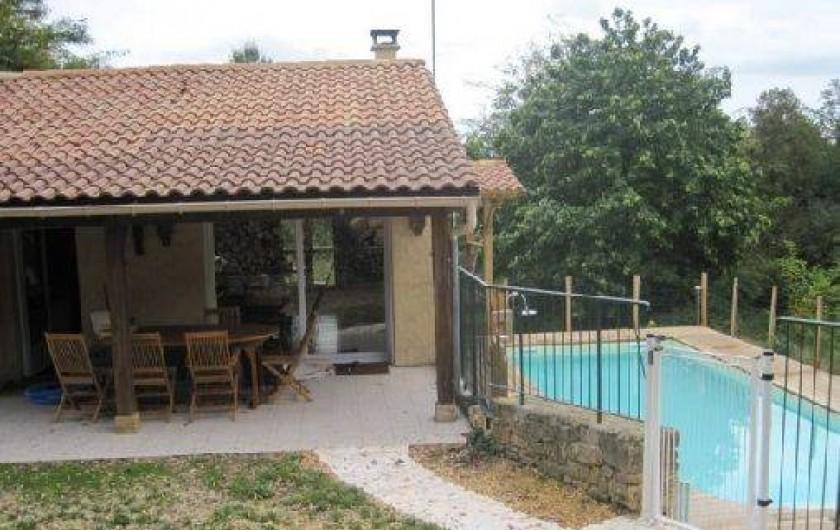 Location de vacances - Maison - Villa à Sarlat-la-Canéda