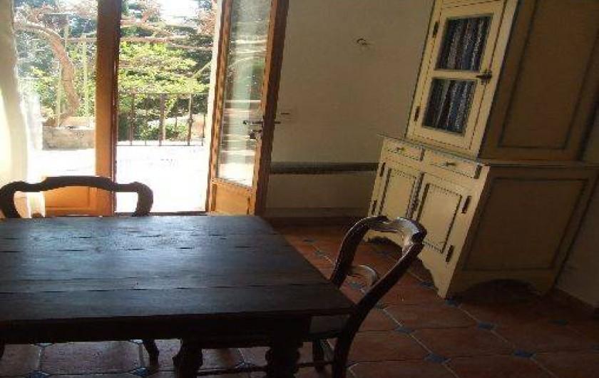 Location de vacances - Maison - Villa à Pégomas