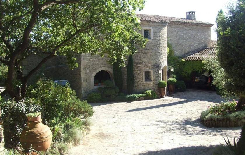 Location de vacances - Chambre d'hôtes à Beaumettes