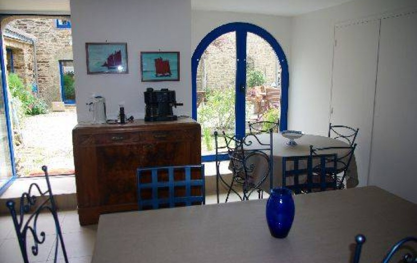Location de vacances - Maison - Villa à Locoal-Mendon