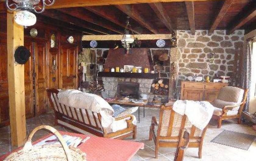 Location de vacances - Gîte à Viverols