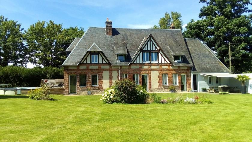 Maison normande de charme entre ville et campagne - Chambre des notaires haute normandie ...