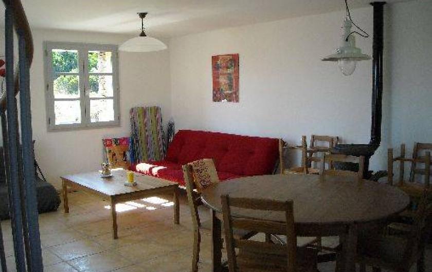 Location de vacances - Maison - Villa à Ersa