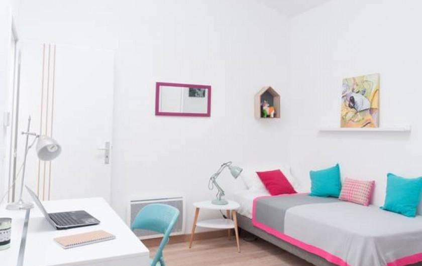 Location de vacances - Gîte à Frontignan - Gîte Hugo 7-9 personnes