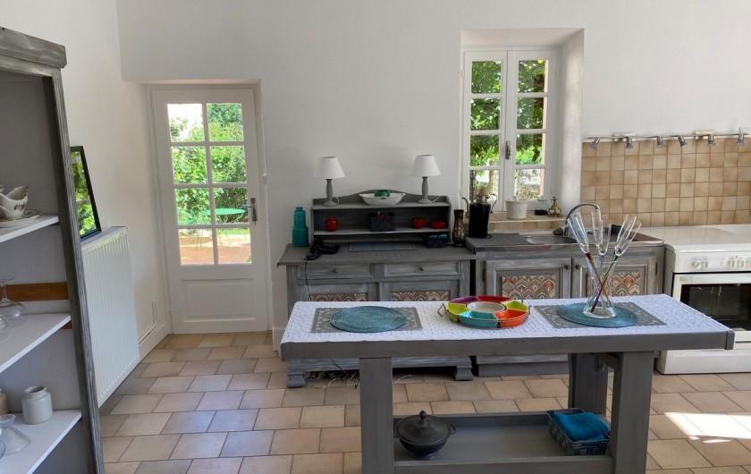 Location de vacances - Maison - Villa à Saint-Jeannet