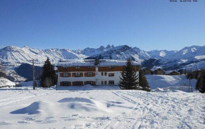 Location de vacances - Hôtel - Auberge à La Toussuire