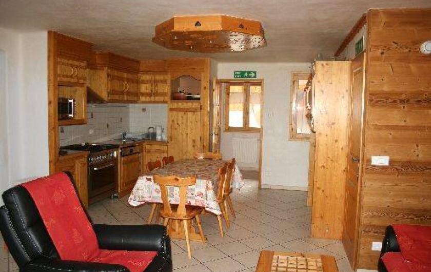 Location de vacances - Villa à Courchevel