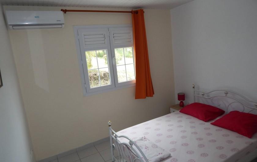 Location de vacances - Villa à Sainte-Anne - chambre 1