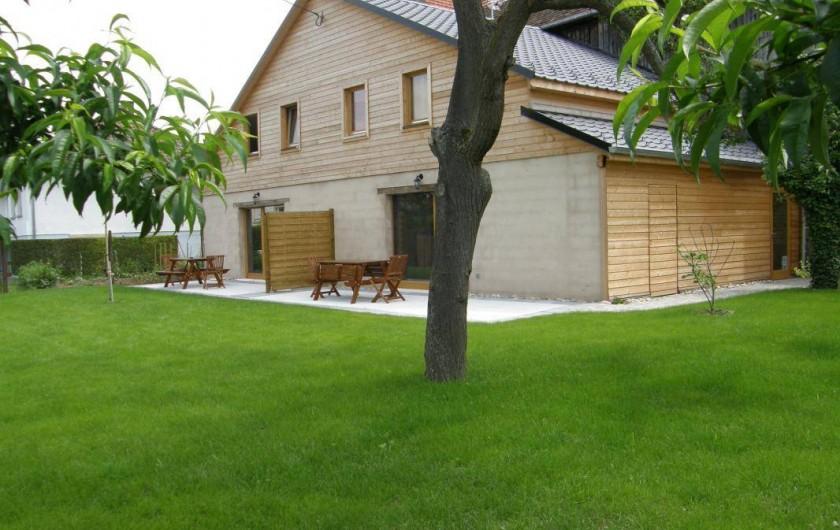 Location de vacances - Gîte à Limersheim