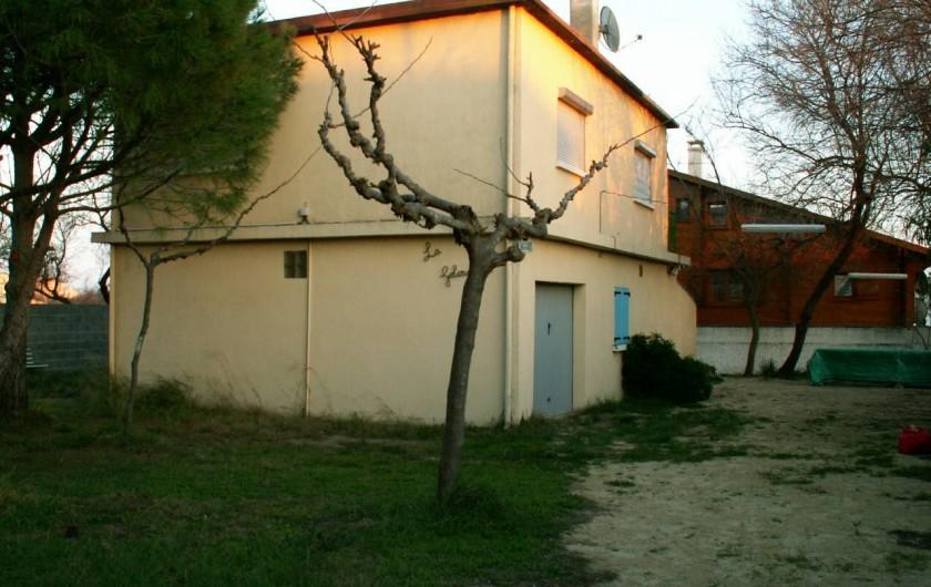 Location de vacances - Appartement à Frontignan - RCMAISON INDIVIDUELLE