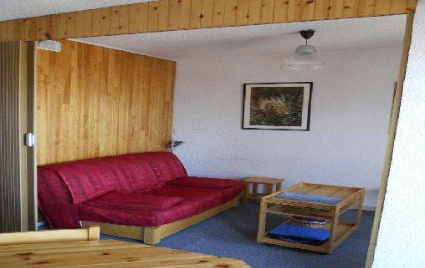 Location de vacances - Studio à La Toussuire
