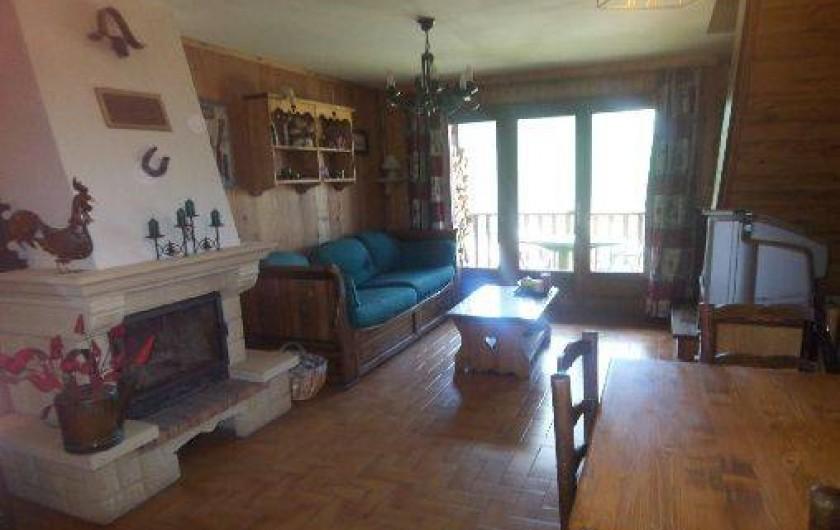 Location de vacances - Appartement à Molines-en-Queyras