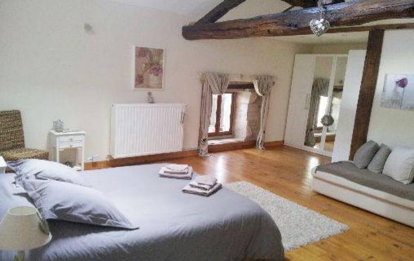 Location de vacances - Chambre d'hôtes à Ardin - Chambre 2