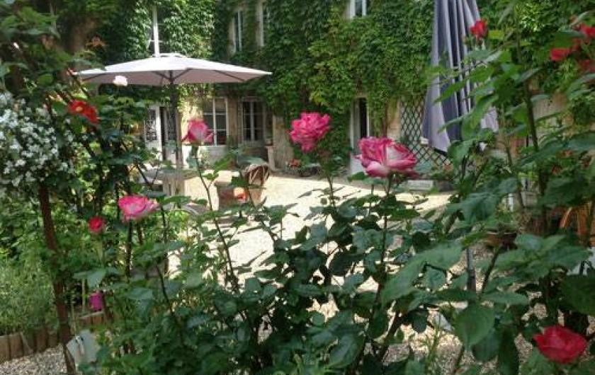 Location de vacances - Chambre d'hôtes à Les Andelys - Jardin