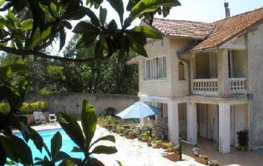 Location de vacances - Chambre d'hôtes à Sanary-sur-Mer