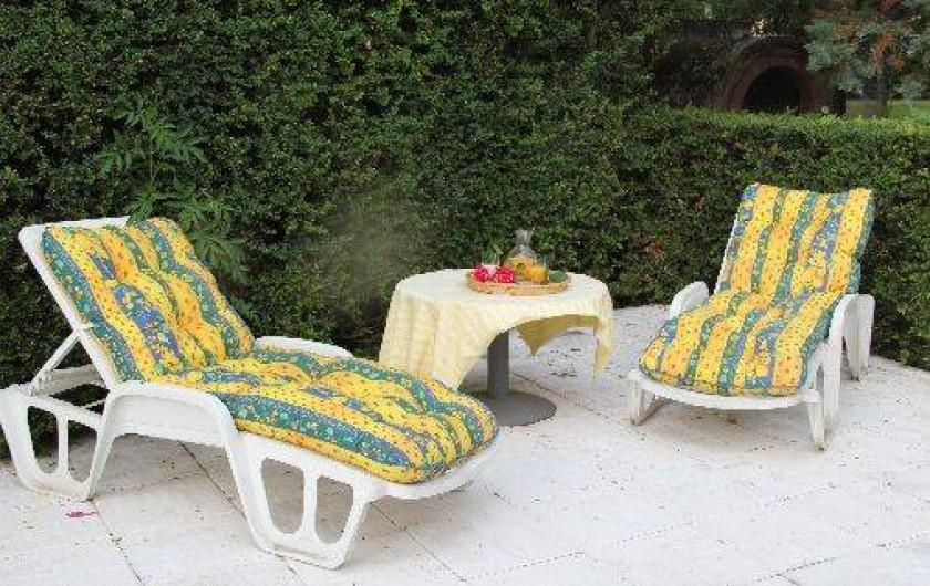 Location de vacances - Chambre d'hôtes à Nogaret