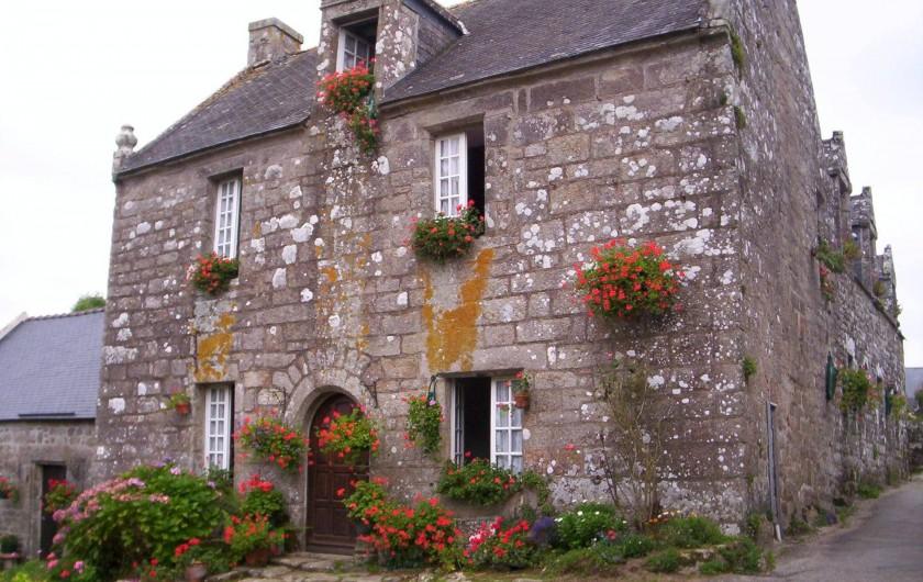 Location de vacances - Appartement à Pentrez - Maison du village de Locronan