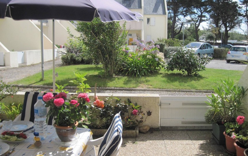 Location de vacances - Appartement à Pentrez - Vue extérieure