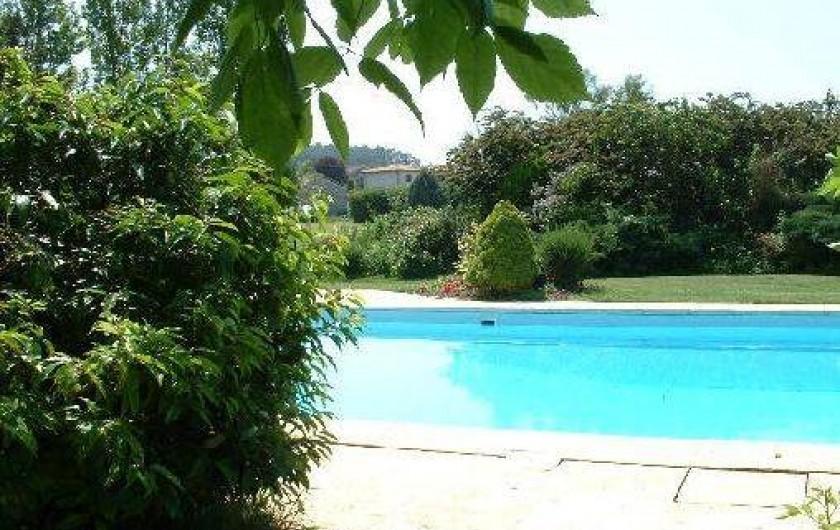 Location de vacances - Gîte à Yviers