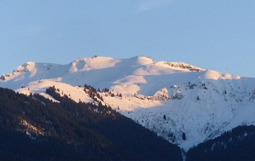 Location de vacances - Chalet à Verchaix - View from Chalet