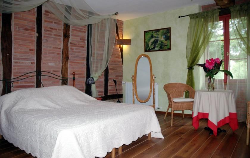 Location de vacances - Chambre d'hôtes à Saint-Thomas - Chambre Toulouse
