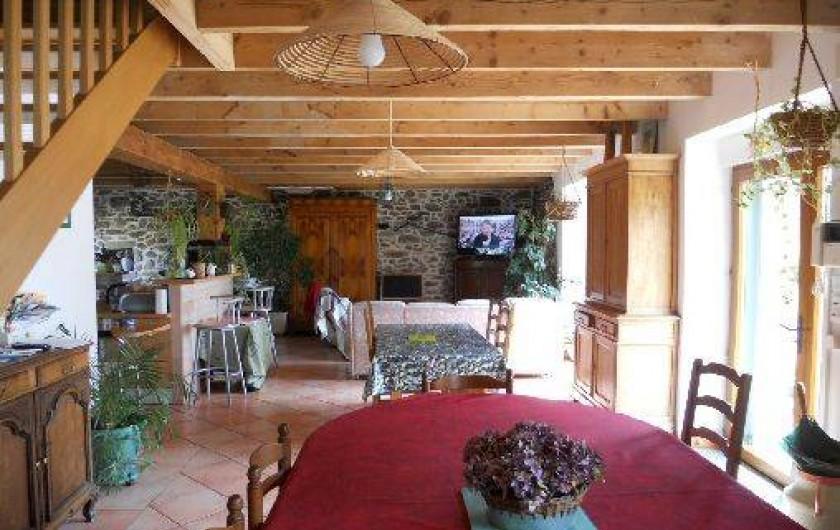 Location de vacances - Chambre d'hôtes à Saint-Guinoux