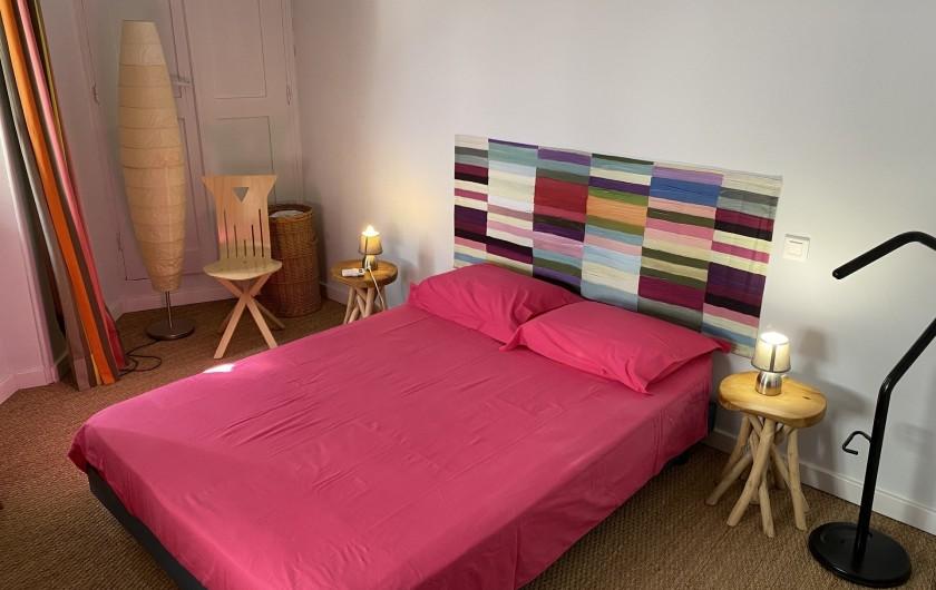 Location de vacances - Appartement à Vézénobres