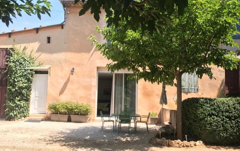Location de vacances - Gîte à Gémenos - Studio