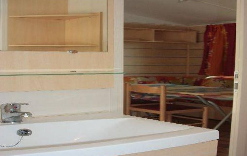 Location de vacances - Camping à Serrières-en-Chautagne