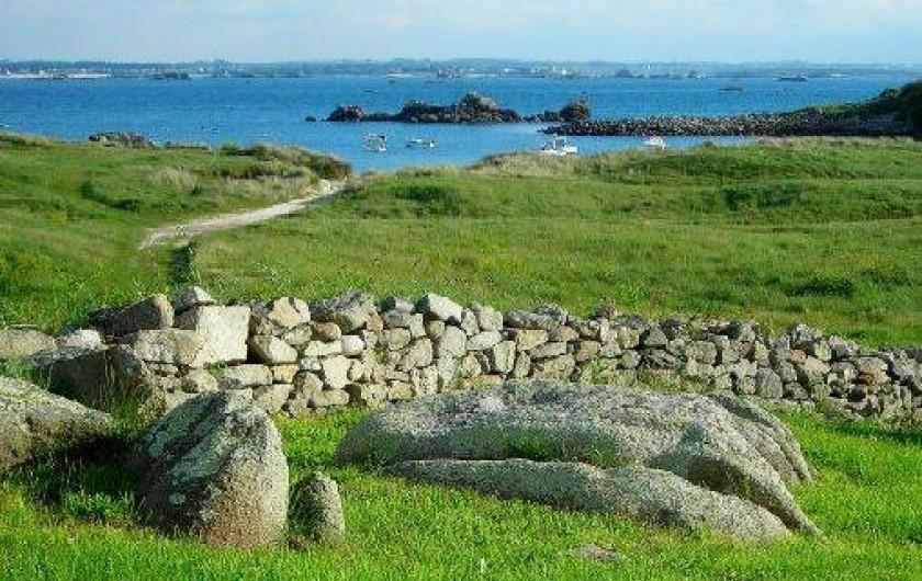 Location de vacances - Maison - Villa à Île-de-Batz